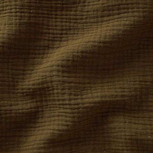 fil à crocheter multi 8 bleu
