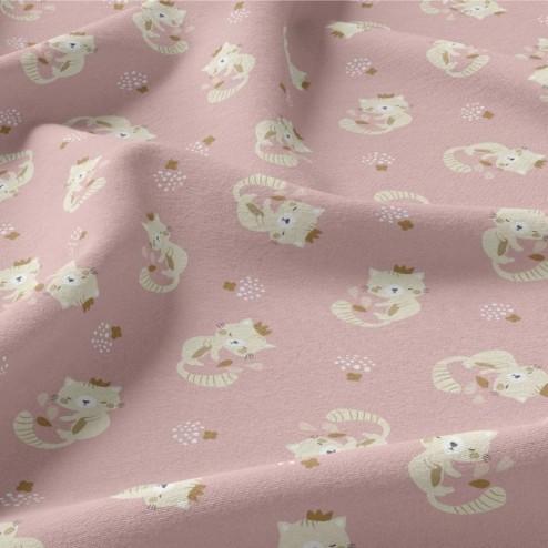 fleurs en papier rouge